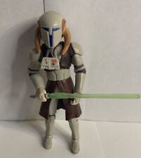 Star Wars The Legacy Collection 2008 BD11 Jedi General Saesee Tiin Complete
