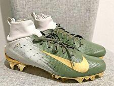 970ce0e2d Nike Vapor Untouchable Pro 3 Football Cleats Size 13.5 Men Gold Green  917165-007