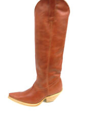 cowboy boots 18 inch tall 5¨heels or 1.5´ heels men sizes many styles to choose.