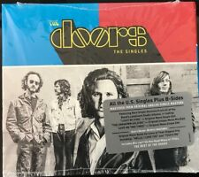 The Singles by The Doors (CD, Aug-2017, 3 Discs, Elektra (Label))
