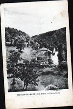 MOULIN-CHABAUD (01) HOTEL MOLARD début 1900