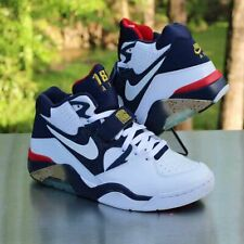 f40e8259161e Nike Air Force 180 Olympic Men s Size 10 Barkley White Blue Red Gold  310095-100