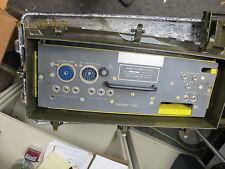 TA-227/U Transmitter Receiver Vintage Military 3 Circuit Telephone Modem 4 Chann