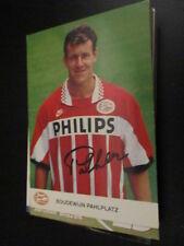 66094 Boudewijn Pahlplatz PSV Eindhoven original signierte Autogrammkarte
