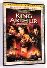 KING ARTHUR DIRECTOR'S CUT DVD VERSIONE NOLEGGIO