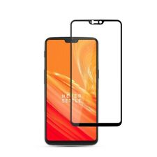 OnePlus 6 Schutzglas Displayschutz Handy Schutz Folie H9 Hartglas Full Covered