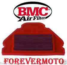 BMC FILTRO ARIA SPORTIVO AIR FILTER PER KAWASAKI ZX-9R 2001 2002 2003