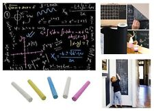 Self-Adhesive Blackboard/Chalkboard – Large Size (2000mmx450mm)