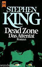 *- DEAD ZONE - Das ATTENTAT - Stephen KING  tb  (1989)