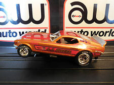 AUTO WORLD ~L.A. Hooker '71 Ford Mustang Funny Car ~In Jewel Case ~ FITS AFX, AW