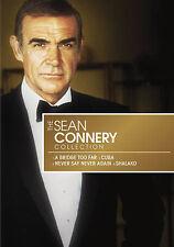 The Sean Connery Collection (4 DVD Set) Bridge Too Far, Cuba, Shalako, Never M12