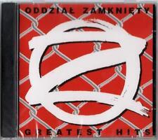 Oddzial Zamkniety - Greatest Hits (CD) NEW POLISH POLSKI