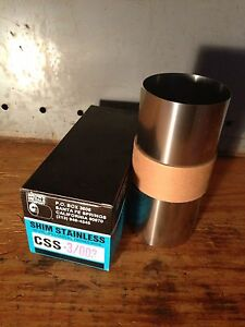 Stainless Steel Shim Stock 6 X 50 Inch .003