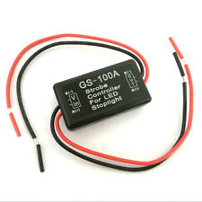 GS-100A Car Flash Strobe Controller Box Module for LED Brake  Tail Stop  Light