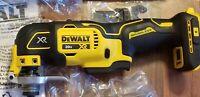 NEW Dewalt 20V MAX XR Brushless Oscillating Multitool DCS356