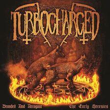 Turbocharged - Branded And Arrogant ++ LP ++ NEU !!