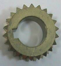 Sulzer Valve SMRS160 22 Bronze for Valve Actuator Gear Worm NOS