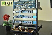 Cisco CCNA CCNP  3x 1841 IOS 15.1, 1x 3550 2x 2950 LAYER 3 Home Lab Kit RACK