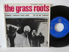 """the grass roots""""things i shouldhave said""""7""""or.fr.rca:49903.de 1967.biem rare"""