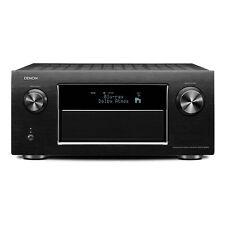 Denon AVR X7200 WA AV-Receiver *schwarz* X 7200 W A Dolby Atmos Auro 3D *NEUWARE