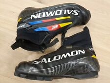 SALOMON S-LAB Carbon Classic XC Cross Country Ski Boot Size EU44 2/3 SNS Pilot
