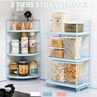 Kitchen Home Storage Rack Spice Herb Jar Holder Organisation Makeup Desk
