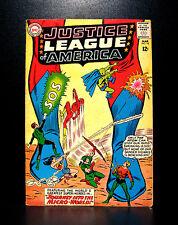 COMICS: DC: Justice League of America #18 (1963) - RARE (batman/flash/wonder)