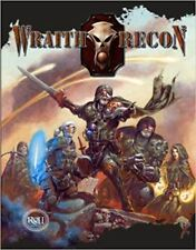 RuneQuest II: Wraith Recon Role Playing book (hardcover)