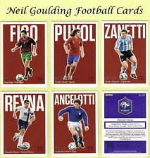 Panini NOBILITY SOCCER 2017 ☆ RED PARALLEL ☆ Football Cards #/199