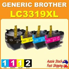 5x 4x 2x LC3319XL LC3317 Generic inks Brother J5330DW J5730DW J6530DW J6730DW