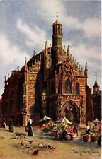 CPA Nürnberg Frauenkirche GERMANY (645311)