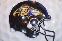 3 Dozen Nike Mint / AAAAA Baltimore Ravens Helmet NFL LOGO Golf Balls