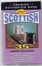 Premier Accordion Band Go Scottish Cassette