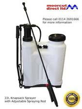 Water Knapsack Sprayer 22L Pump Handle with Adjustable Spraying Rod