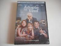 DVD NEUF - ADOPTE UN VEUF - A. DUSSOLLIER / B. KRIEF