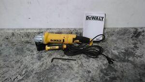 Dewalt DWE4277-QS 5 In Wheel Dia 10500 RPM 230VAC Angle Grinder (Euro Plug)
