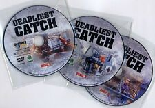 DEADLIEST CATCH ~ THREE DISC SET ~ REGION 2 DVD's