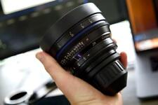 HIGH QUALITY Zeiss 28mm T2.1 CP.1 PL mount lens for ARRI RED EXCELLENT CONDITION