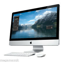 "Apple iMac 27"" Quad Core COREI 5 2.7GHz 16GB 1.1 Tb fusion drive MC813 fine 2011"