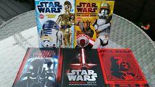 5 X Star Wars Annuals .