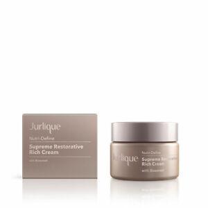 Jurlique Nutri-Define Supreme Restorative Rich Cream 50ml New Skincare Beauty