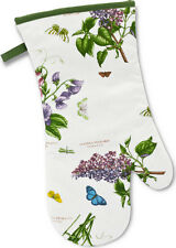 PORTMEIRION BOTANIC GARDEN OVEN MITT / GAUNTLET (BY PIMPERNEL) NEW