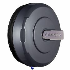 "33"" Hummer H3 Xtreme Tire Cover - Color Matched - Graphite"