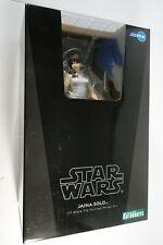 Kotobukiya Star Wars Jaina Solo Bishoujo ArtFx 1/7 Scale Sealed Authentic 2013