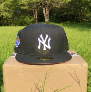 New Era New York Yankees World Series Fitted Hat