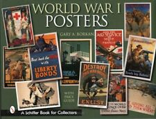 World War I Posters with Price Guide over 450 posters, New Book, $0 Ship