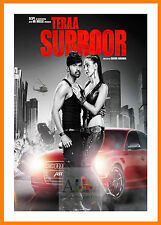 Teraa Surroor    Bollywood Movie Posters Classic and Vintage Indian Films