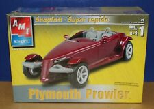 AMT Ertl 31802 Plymouth Prowler Kit 1:25 MIB Sealed 2002 Snapfast