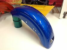 99-03 Harley Sportster XL1200 883 Rear Fender PACIFIC BLUE PEARL