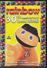 Rainbow 30th Anniversary Special 1972-2002 includes 1st ever episode UK R0 DVD